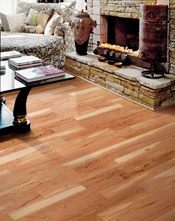 a wide variety of hardwood flooring types