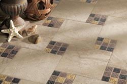 Ceramic Tile Flooring in Medina, OH.