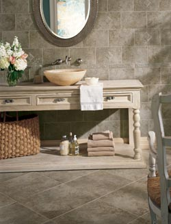 Tile Flooring in Medina, OH